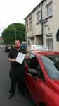 Aaron Mason passed with Craig Polles Driver Training
