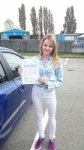 Abbie Young passed with Craig Polles Driver Training