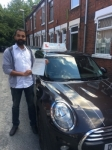 Abhiraj Radhakrishnan passed with Craig Polles Driver Training