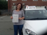Abi Hilditch passed with Craig Polles Driver Training