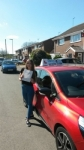 Abigail Leese passed with Craig Polles Driver Training