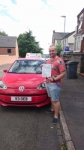 Adam Allcock passed with Craig Polles Driver Training