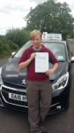Adam Jeffery passed with Craig Polles Driver Training