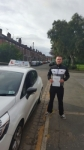 Adam Potts passed with Craig Polles Driver Training