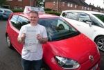 Alan Tharme passed with Craig Polles Driver Training