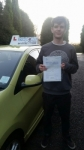 Alex Bonfiglio passed with Craig Polles Driver Training