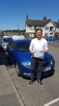 Alex Hemming passed with Craig Polles Driver Training