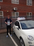 Alex Rigby passed with Craig Polles Driver Training