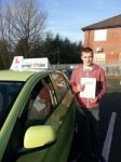 Alex passed with Craig Polles Driver Training