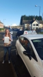 Amanda Keeling  passed with Craig Polles Driver Training