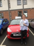 Amanda Oliver passed with Craig Polles Driver Training