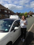 Amelya Adlington passed with Craig Polles Driver Training