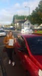 Ami Brookes passed with Craig Polles Driver Training