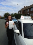 Amy Flanagan passed with Craig Polles Driver Training