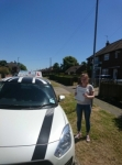 Amy Morris passed with Craig Polles Driver Training