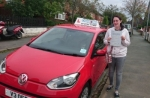 Amy Rushton passed with Craig Polles Driver Training
