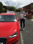 Amy Sanderson passed with Craig Polles Driver Training