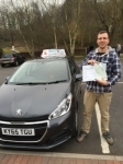 Andrej Vasilevski  passed with Craig Polles Driver Training