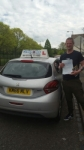 Andrew Atkinson passed with Craig Polles Driver Training