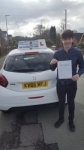 Andrew Burgess passed with Craig Polles Driver Training