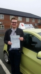 Andrew Sharp passed with Craig Polles Driver Training