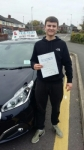 Andrew Zuskowski passed with Craig Polles Driver Training