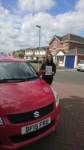 Anna Johnson passed with Craig Polles Driver Training
