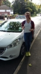 Annie Knobbs passed with Craig Polles Driver Training