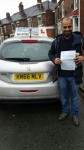 Ansar Hussain passed with Craig Polles Driver Training