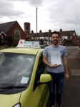 Antony Beardmore passed with Craig Polles Driver Training