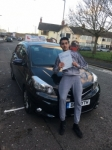 Asam Iqba passed with Craig Polles Driver Training