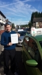 Ashley Corbett passed with Craig Polles Driver Training