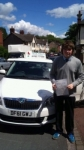 Ashley passed with Craig Polles Driver Training