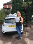 Becci Shaw passed with Craig Polles Driver Training