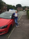 Becky Grocott passed with Craig Polles Driver Training