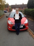 Becky  passed with Craig Polles Driver Training