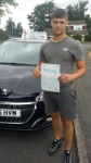 Ben Brookes passed with Craig Polles Driver Training