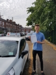 Ben Cresswell passed with Craig Polles Driver Training