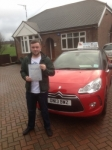 Ben Hancock passed with Craig Polles Driver Training