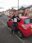 Ben Seeley passed with Craig Polles Driver Training