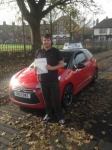 Ben Tansey passed with Craig Polles Driver Training