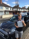 Benjamin Joseph Bevington passed with Craig Polles Driver Training