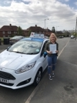 Beth Colclough passed with Craig Polles Driver Training