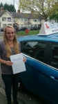 Beth Mellor passed with Craig Polles Driver Training