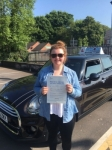 Bethany Clough passed with Craig Polles Driver Training