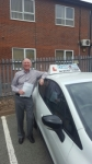 Bob James passed with Craig Polles Driver Training