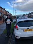 Brandon Smith passed with Craig Polles Driver Training