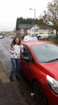 Brit Astley passed with Craig Polles Driver Training