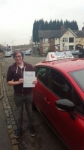 Callum Harrison passed with Craig Polles Driver Training