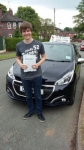 Callum Prytherch passed with Craig Polles Driver Training